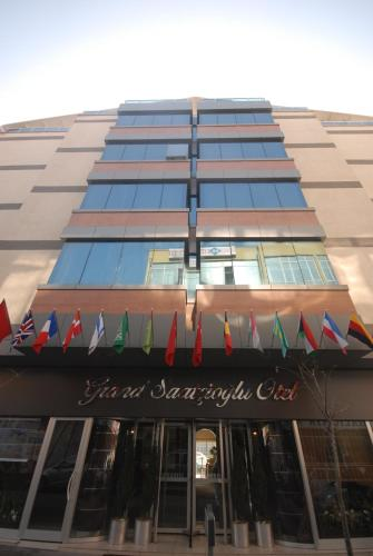 Aksaray Grand Saatcioglu Hotel address