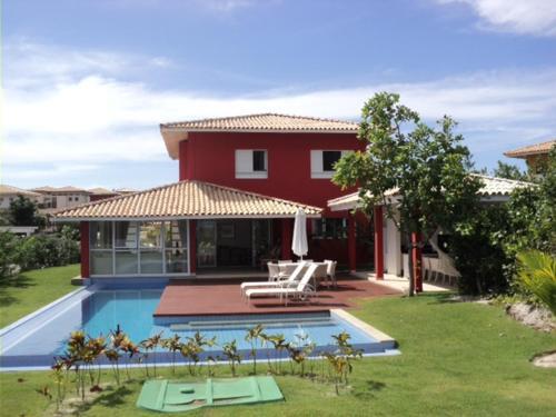Casa de Luxo Costa do Sauípe - BA
