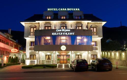 . Casa Boyana Boutique Hotel