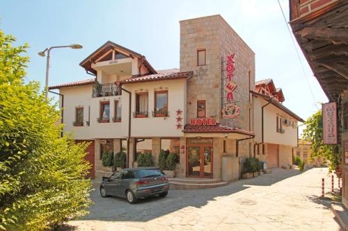 Hotel-overnachting met je hond in Family Hotel Silvestar - Veliko Tarnovo