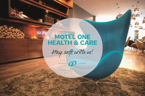 . Motel One Manchester-Piccadilly