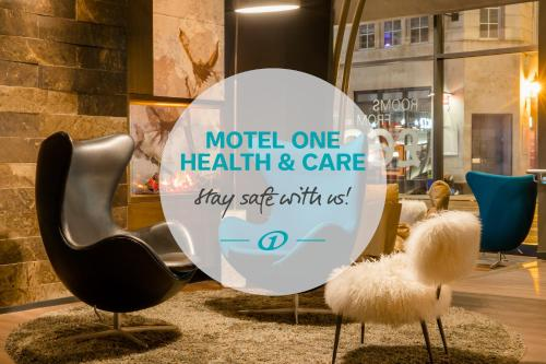 . Motel One Manchester-Royal Exchange