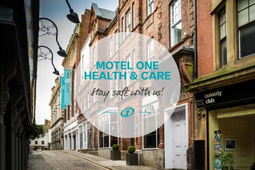 . Motel One Newcastle