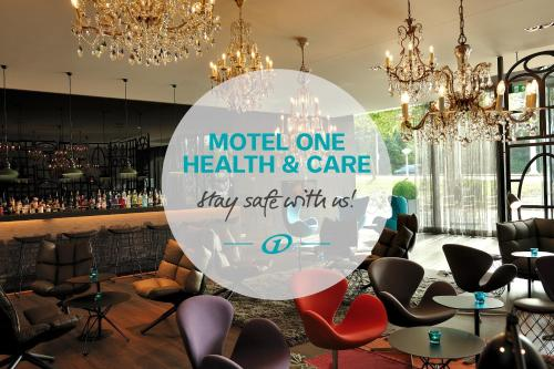 Hotel Motel One Amsterdam