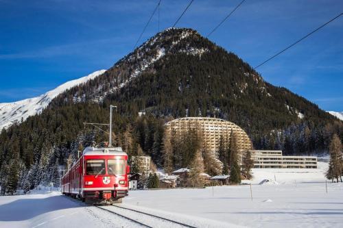 InterContinental Davos Davos-Platz