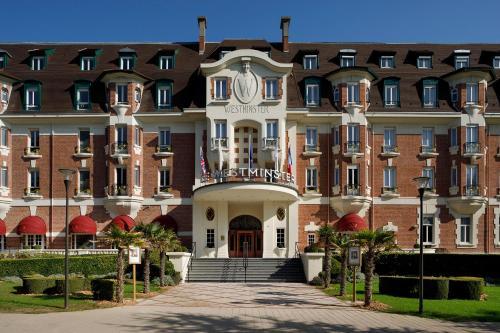 Hôtel Barrière Le Westminster - Hôtel - Le Touquet-Paris-Plage