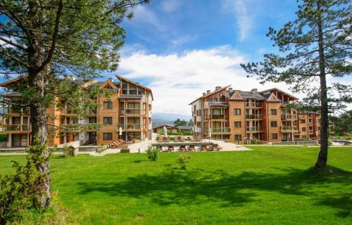 Pirin Golf&Country Club Apartment Complex - Accommodation - Bansko