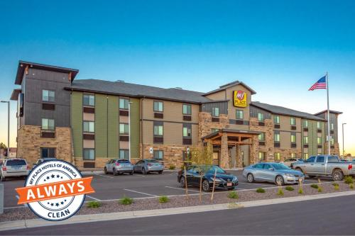 My Place Hotel-Colorado Springs,Co