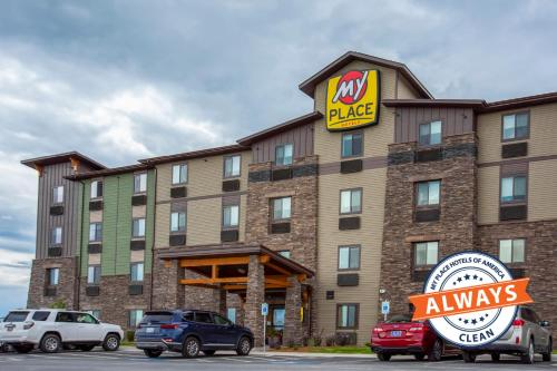 . My Place Hotel-Kalispell, MT