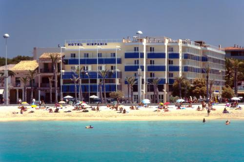 Hotel Hispania Playa De Palma