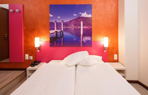 Acquarello Swiss Quality Hotel, 6900 Lugano