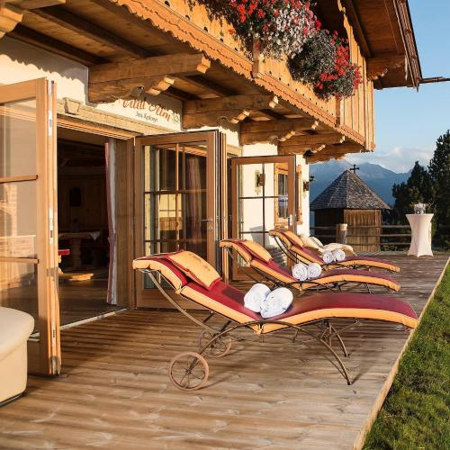 Romantiksuite - Hotel - Alpbach