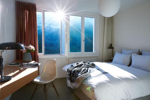 Bellevue Parkhotel & Spa - Hotel - Adelboden
