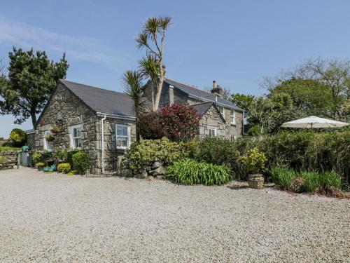 Anjarden Farmhouse, Newlyn, Cornwall