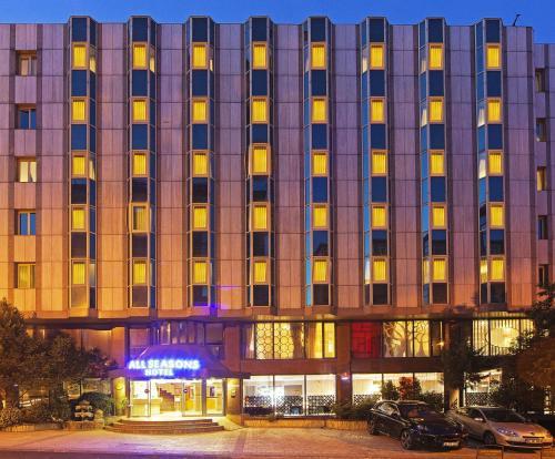 Istanbul All Seasons Hotel online rezervasyon