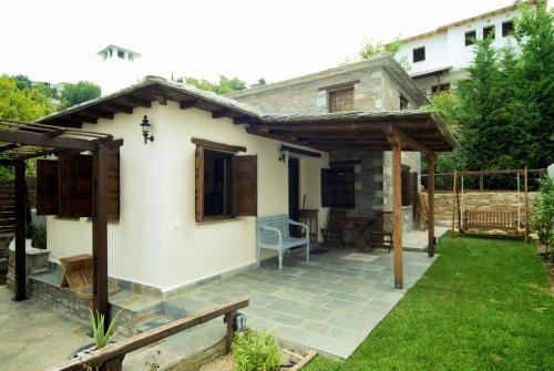 Great Pelion Villa Villa Stone House 2 bedrooms Sea View Aghios Georgios - Accommodation - Pilion