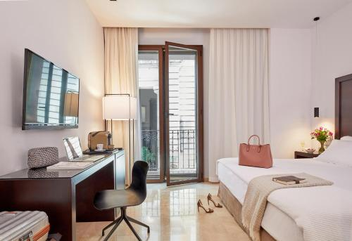 Double or Twin Room (1-2 Adults) Hotel Posada del Lucero 23