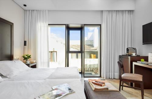 Habitación Doble Superior Hotel Posada del Lucero 23