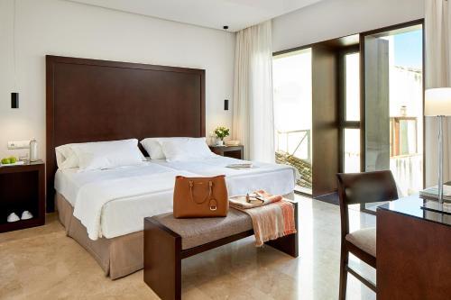 Habitación Doble Superior Hotel Posada del Lucero 20