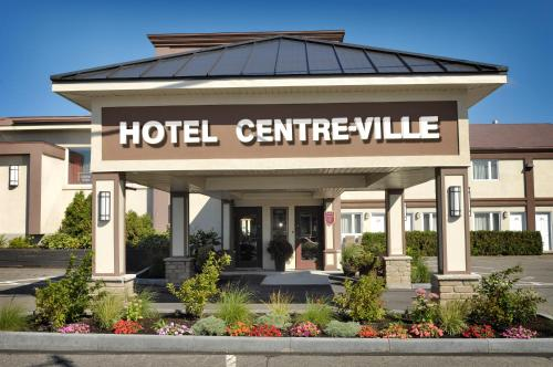 Accommodation in Montmagny