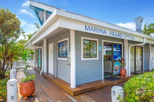 . Tin Can Bay Marina Villas