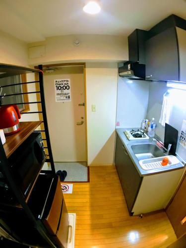 ゲストハウス ルルル三軒茶屋 4人個室(アパートタイプ)