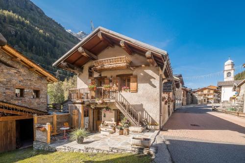 Chalet Colettine - Accommodation - Tignes
