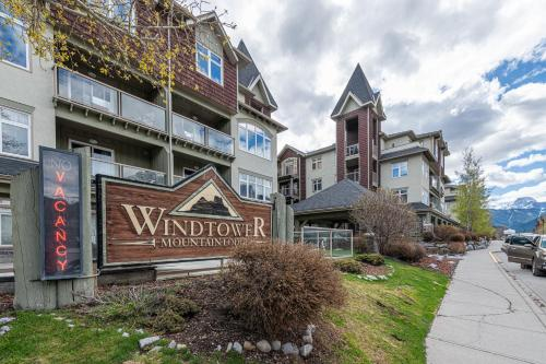 WindTower Lodge - Hotel Room 164 - Canmore, AB T1W 3E2