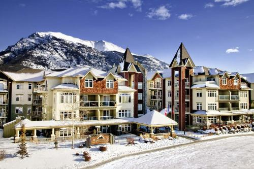 WindTower Lodge - 2 Bedroom Suite for larger Group 162-164 - Canmore, AB T1W 3E2