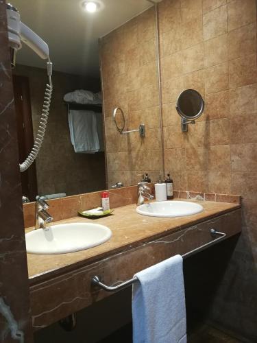 Habitación Doble - 1 o 2 camas Hotel Boutique & Spa El Privilegio 17