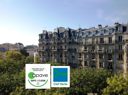 Hôtel Du Printemps - Hôtel - Paris
