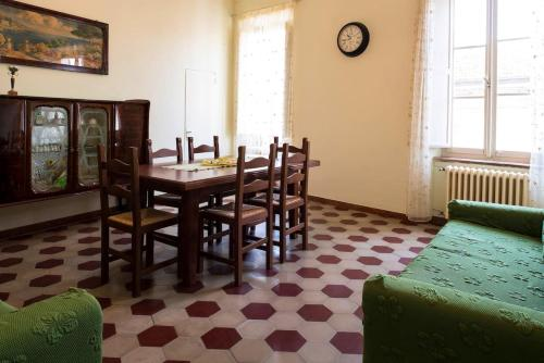 . Apartment with one bedroom in Monte San Pietrangeli with wonderful city view and WiFi 18 km from the beach