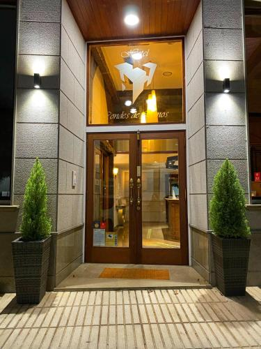 . Hotel Condes De Lemos