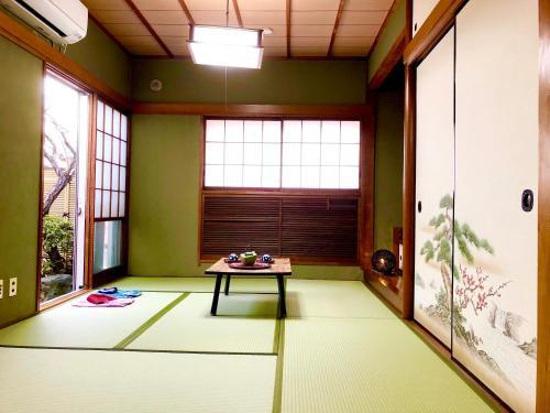 Tokyo Shinjuku Kabukicho 日本庭園の宿