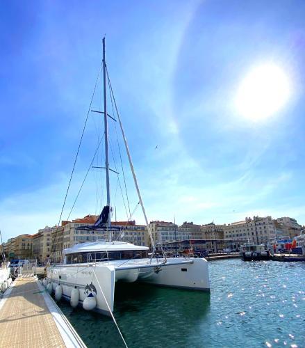 Catamaran Mercurey - Hôtel - Marseille