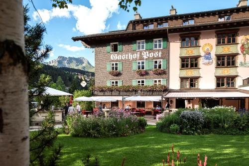 Hotel Post Lech Arlberg - Lech