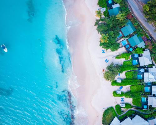 . Keyonna Beach Resort Antigua -All Inclusive