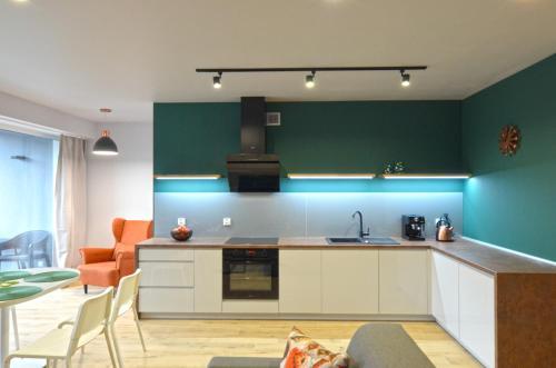 Apartament Zielony Sun & Sport - Apartment - Szczyrk