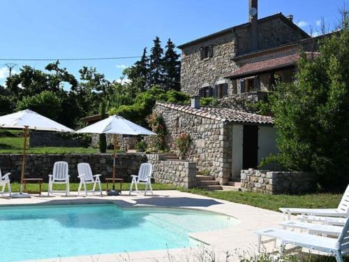 Villa - Largentiere - Accommodation - Montréal