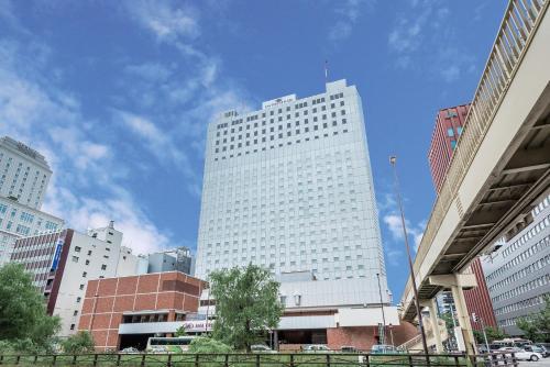 札幌全日空皇冠假日酒店