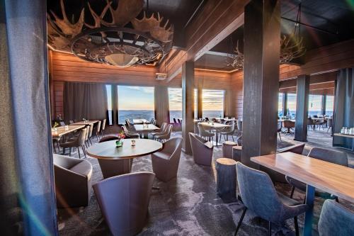 Arctic Hilltop Boutique Hotel Iso-Syöte