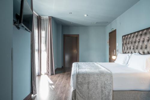 Habitación Doble Pamplona Catedral Hotel 17