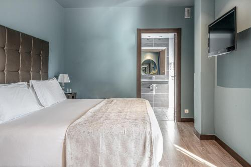 Habitación Doble Pamplona Catedral Hotel 27