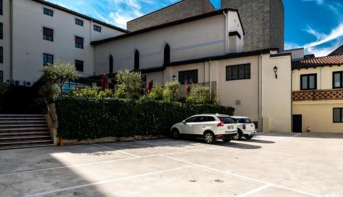 Habitación Individual Pamplona Catedral Hotel 9