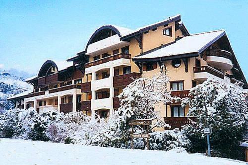 Les Jardins Alpins - Apartment Saint Gervais Les Bains
