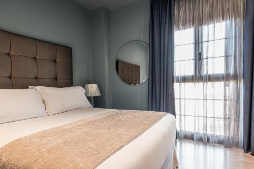 Habitación Doble para uso individual Pamplona Catedral Hotel 16
