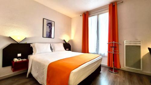 Boulogne Résidence Hotel - Hôtel - Boulogne-Billancourt