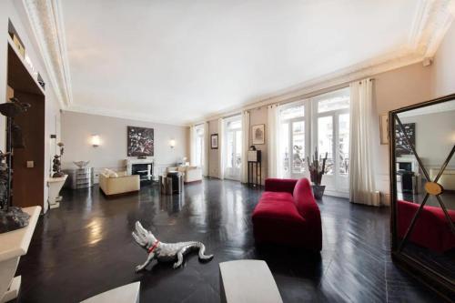Appartement de 2 chambres a Paris avec magnifique vue sur la ville balcon amenage et WiFi - Location saisonnière - Paris