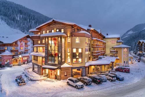 Hotel Zauchenseehof - Zauchensee