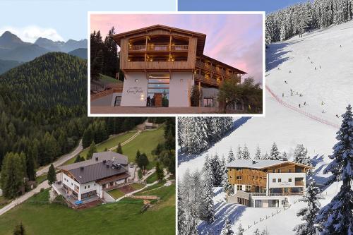 Alpine Hotel Gran Foda' - San Vigilio di Marebbe / St Vigil in Enneberg